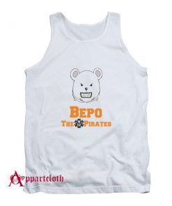 Bepo The Heart Pirates One Piece Tank Top